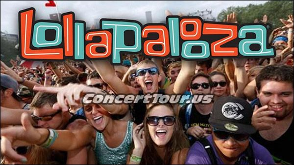 Lollapalooza 2016 To Include Great Bands Such As Radiohead And Red Hot Chili Peppers | Concert Tour