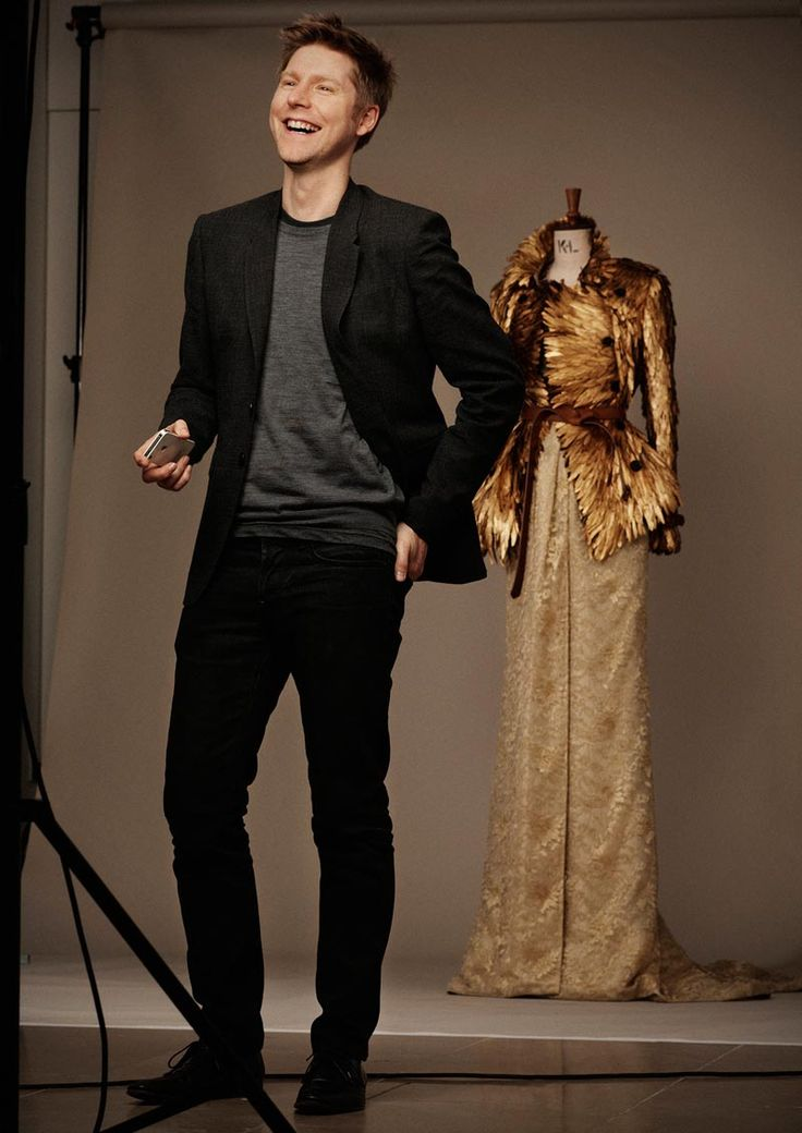 Christopher Bailey Prep for the London Olympics in Vogue UK by Toby Knott