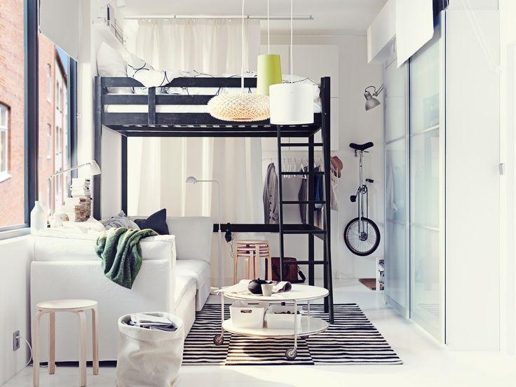 Дизайн маленькой квартиры: компенсируем нехватку квадратных метров