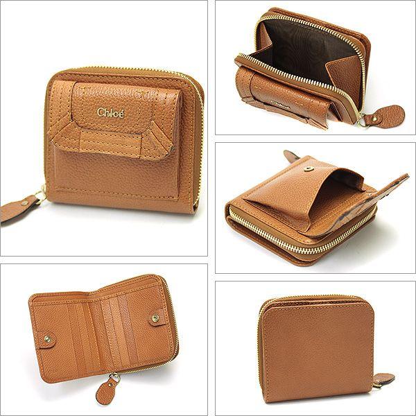 信頼できるクロエ【Chloe】パラティー つ折財布 ウッド激安セール中。機能的なラウンドファスナー式のお二つ折り財布は超人気。シンプルなデザインなので、男女を問わずに長くご愛用いただけます。余計な装飾のないシンプルなデザインは、素材の良さが際立ちます。開閉種別:スナップ内部様式:札入れ×2、カードポケット×8、オープンポケット×2外部様式:スナップポケット×1、ファスナーコインポケット×1。