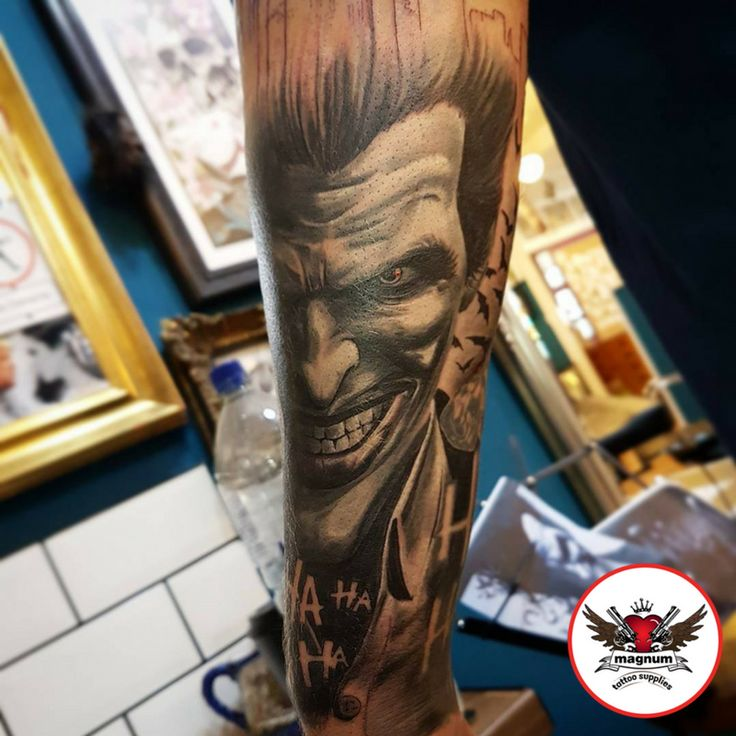 Wonderful black and grey piece with #magnumtattoosupplies  by Lord Nelson Tattoo's