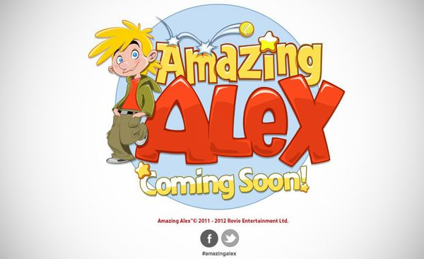Makers of Angry Birds going to launch amazing ALEX