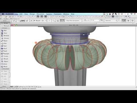 #ArchiCAD ... il programma CAD-BIM più bello del mondo!!!