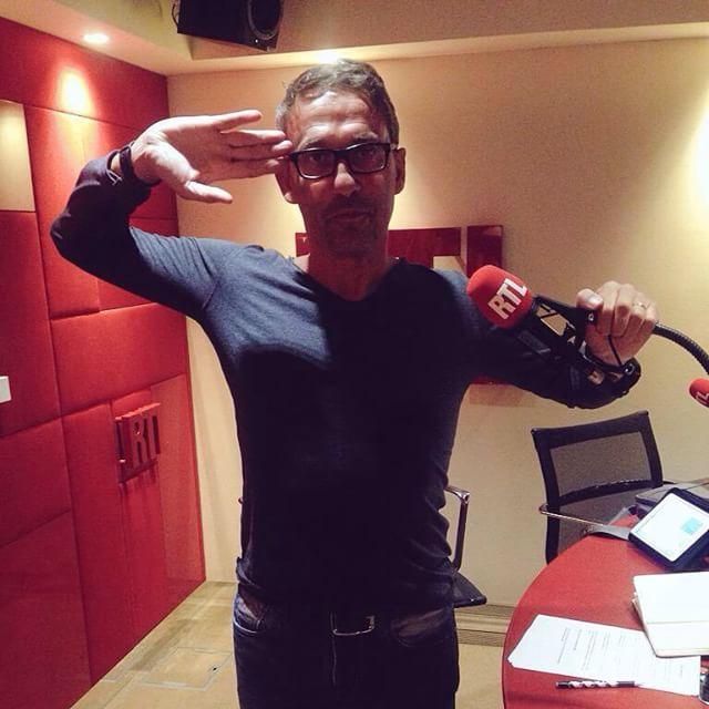 """C'est la rentrée : Julien Courbet dans """"Ca peut vous arriver"""" entre 9h30-11h #rtl #rueBayard #radio #media #rentreeRTL by rtl_france"""