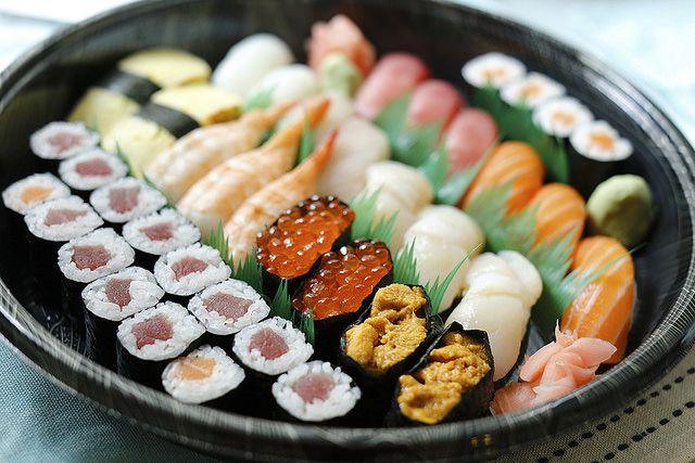 Sakura sushi ;)