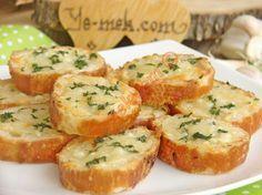 Fırında Sarımsaklı Ekmek Tarifi (Resimli Anlatım) | Kolay ve Pratik R