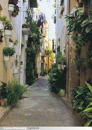 Costa Daurada Cambrils, Tarragona  Catalonia