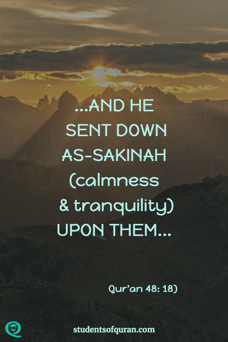 Inner peace  As Sakinah  #Islam | Prayer & Faith | Quran