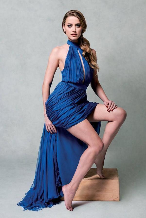 Amber Heard - love her dress!