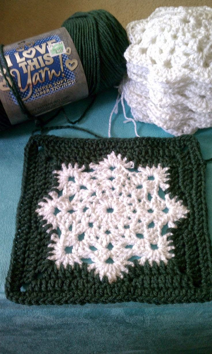 Soo I'm back after a long break...and what better way to start off than posting some winter projects! I know I love those... It's cold... S...