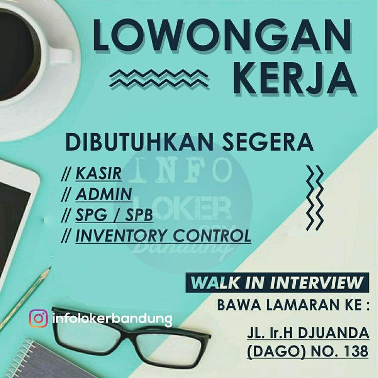 Lowongan Kerja Toko Pusat Oleh-Oleh Dago Bandung Maret 2018