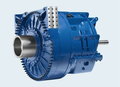 ZF takes over Bosch Rexroth's wind turbine gearbox business