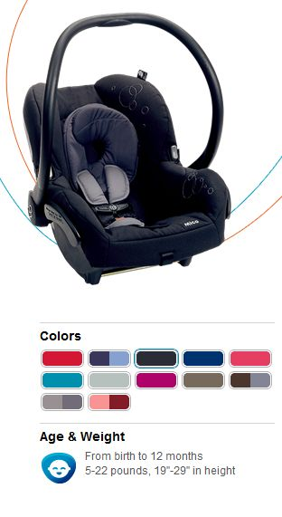 Maxi-Cosi Infant Car Seat {Giveaway ARV $190}: Quinny Stroller, Giveaway Arv, Maxi Cosi Infant, Car Seat Compatible, Infant Car Seats, Seat Giveaway