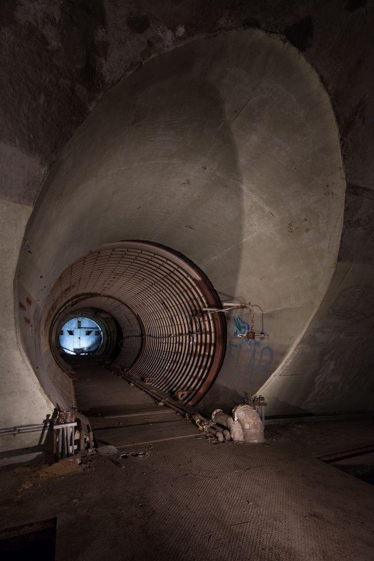 Titan 1 Intercontinental Ballistic Missile Base Beale