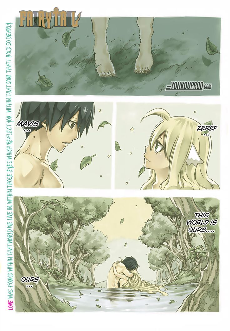 Page 2 :: Fairy Tail :: Chapter 532 :: YonkouProductions