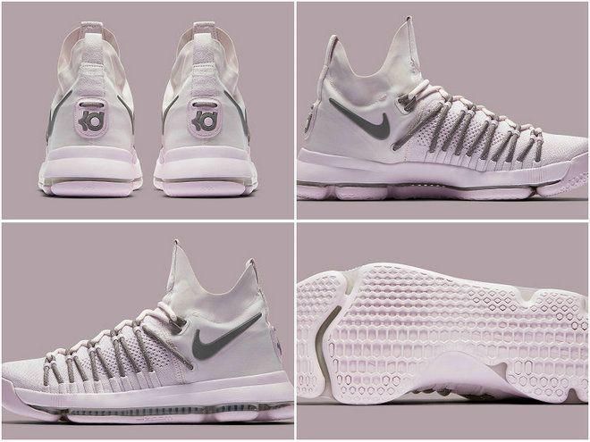 kd 9 elite pink dust Kevin Durant shoes