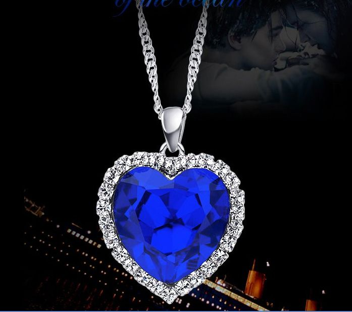 Shop high quality silver heart #necklace. This is beautiful and charming necklace for women