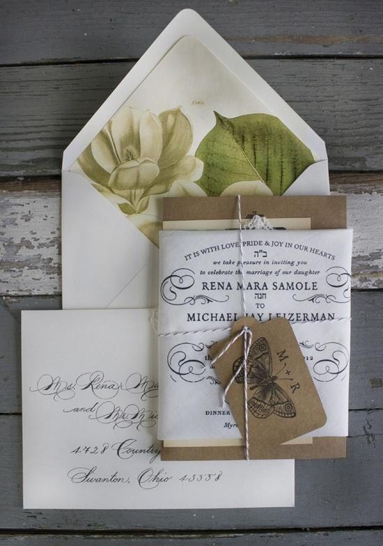 modelos de convite de casamento carta amor