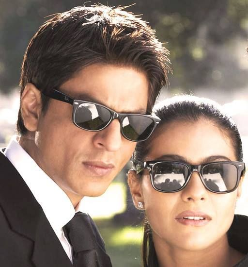 Kajol and Shah Rukh