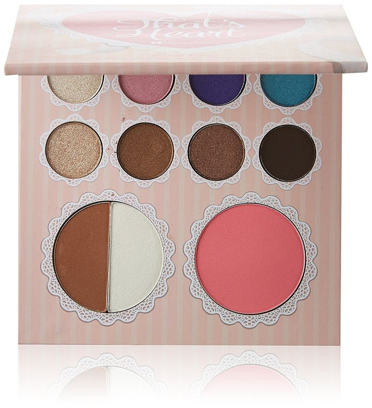 BH Cosmetics That's Heart Limited Edition Palette Brilliantly pigmented colors and high quality ingredients make this That's Heart Limited Edition  Read more http://cosmeticcastle.net/bh-cosmetics-thats-heart-limited-edition-palette/  Visit http://cosmeticcastle.net to read cosmetic reviews