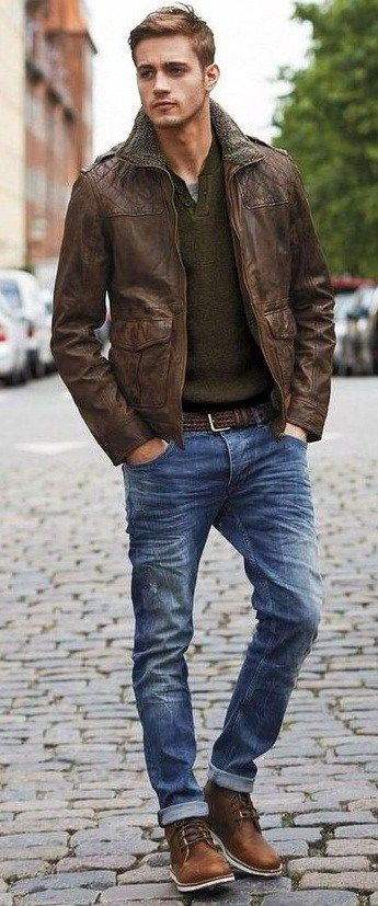 25  best ideas about Leather boots for men on Pinterest | Mens ...