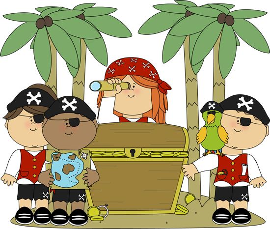 Pirate kids.