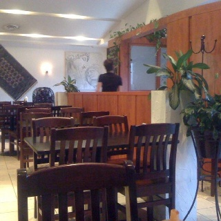 Agabi Restaurant, Kerr Village