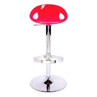 Scaun inalt bar metal cromat tehnopolimer transport gratuit pret promotional design modern