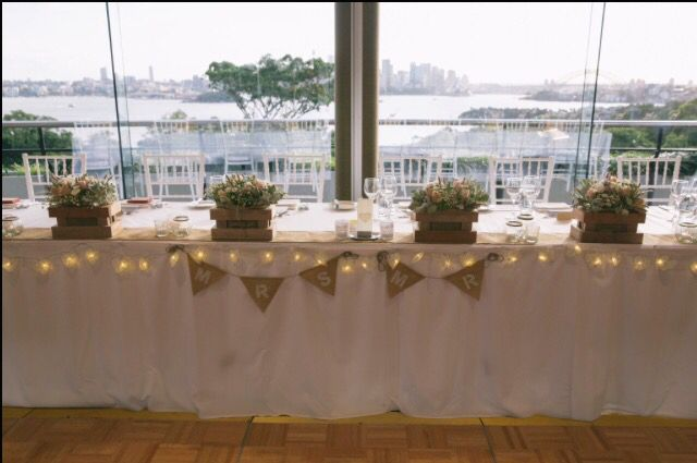 Bridal table (1)