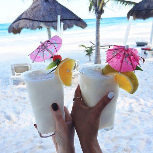 Take me somewhere tropical...
