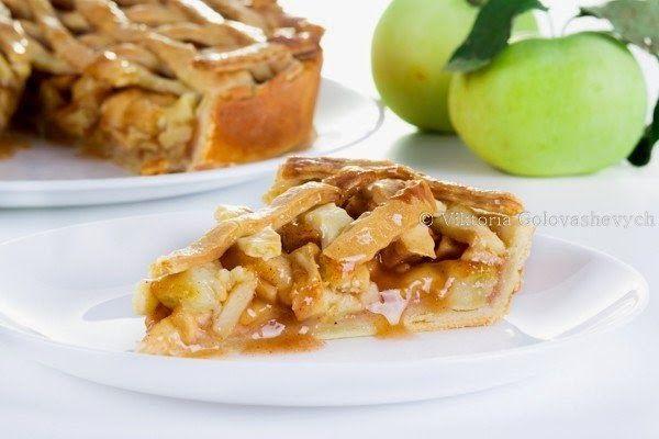 шеф-повар Одноклассники: Американский яблочный пирог