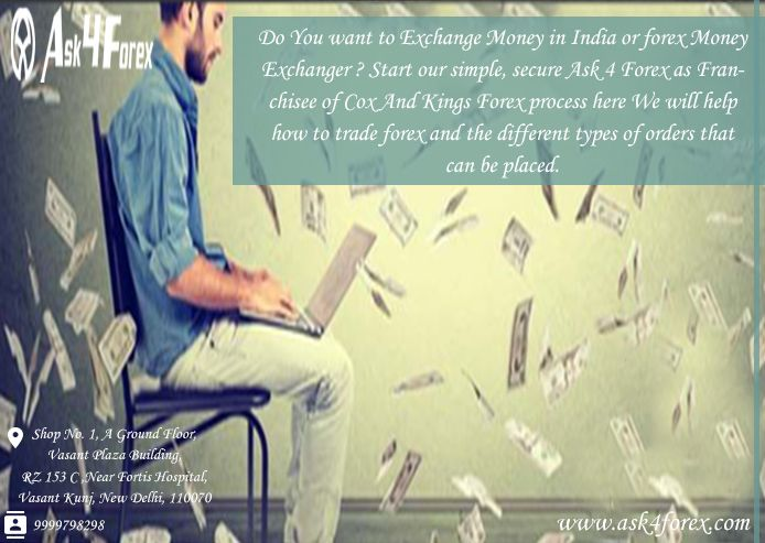The foreign exchange market is a place where the major eight currencies of the world are traded through different financial instruments at different types of the rates. This market is the most liquid market in the world which operates 24 hours a day except on weekends.