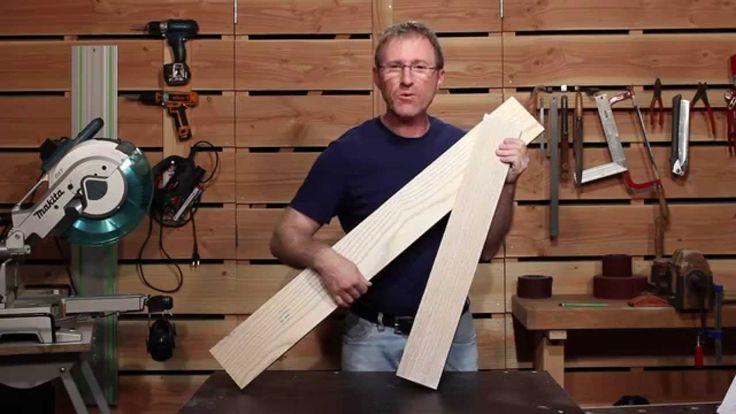 Astuces finitions : une patine cérusée (ceruse et bois massif)