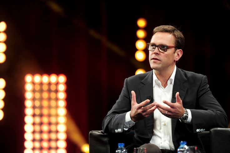 """James Murdoch: """"Incremental"""" TV Channels At Risk As Competition Grows"""