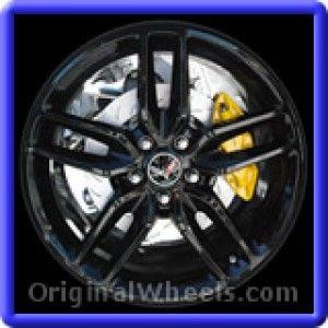 Chevrolet Corvette 2014 Wheels & Rims Hollander #5633  #Chevrolet #Corvette #ChevyCorvette #2014 #Wheels #Rims #Stock #Factory #Original #OEM #OE #Steel #Alloy #Used