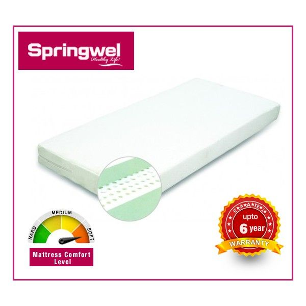 Springwel S Best Latex Mattress Are Naturally Antimicrobial And Dust Mite Resistant Visit Http