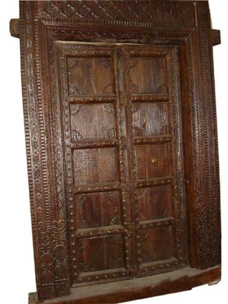 antique doors | ANTIQUE SOLID WOODEN DOORS - Chandra Shekhar Exports