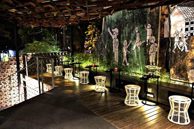 I like to come back because of the hospitality, great & smart rooms, lovely roof terrace. Kosenda Hotel Jakarta