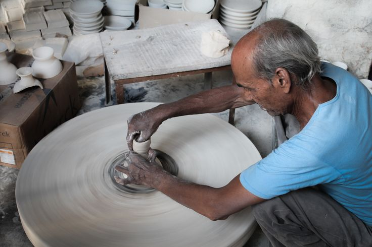 #india #craftsmen #pottery #crafts