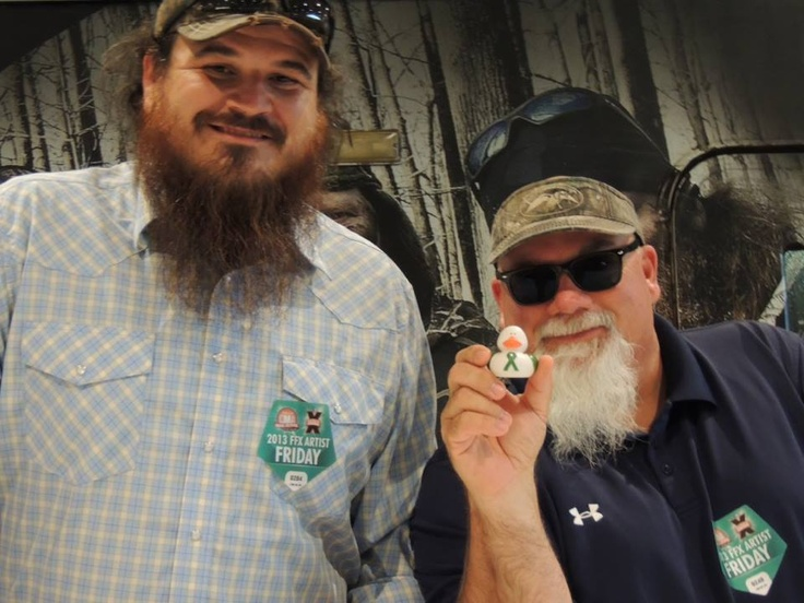 Martin And Godwin From Duck Dynasty Celebrities I Ve Met