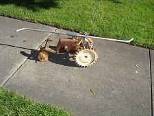 Crestline Pathfinder traveling tractor sprinkler.