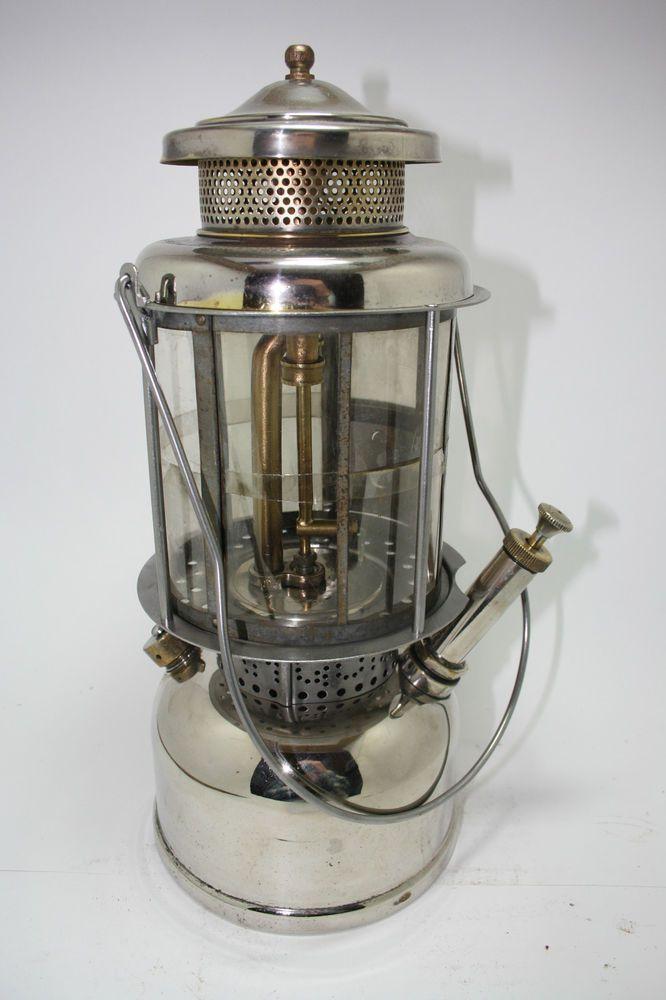 Details About Coleman Lantern Model 427 Canada Long Pump