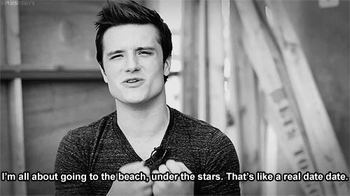 15 Reasons Why Josh Hutcherson Is The Perfect Boyfriend