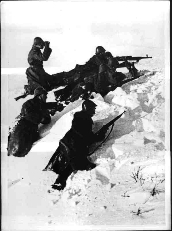 Romanians on the Eastern Front