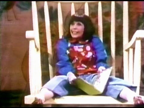 "Lily Tomlin as ""Edith Ann"" (1975) Q & A with the Audience---Loved this! We would laugh so hard."