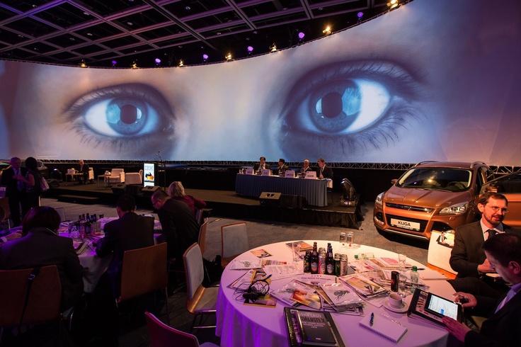 Hlavní sál Retail Summit 2013