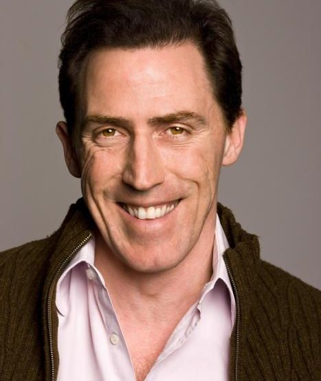 Rob Brydon - this man has made me laugh more times than I can count!