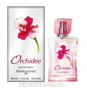 "туалетная вода ""Орхидея"" от Новой Зари / ""Orchidee"" by Nouvelle Etoile (1864) #орхидея #новаязаря #духи"