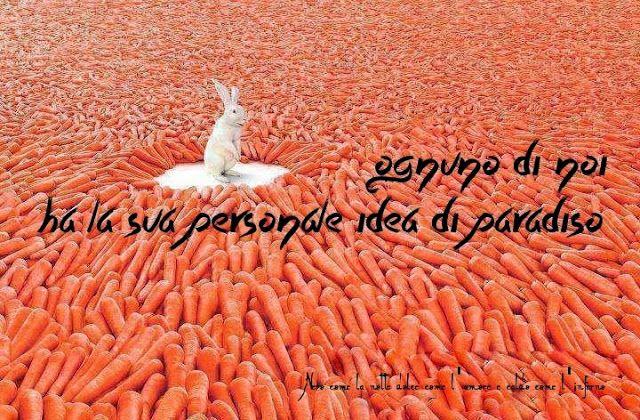 Nero come la notte dolce come l'amore caldo come l'inferno: Ognuno di noi ha la sua personale idea di Paradiso...