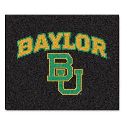 FANMATS NCAA Baylor University Tailgater Mat